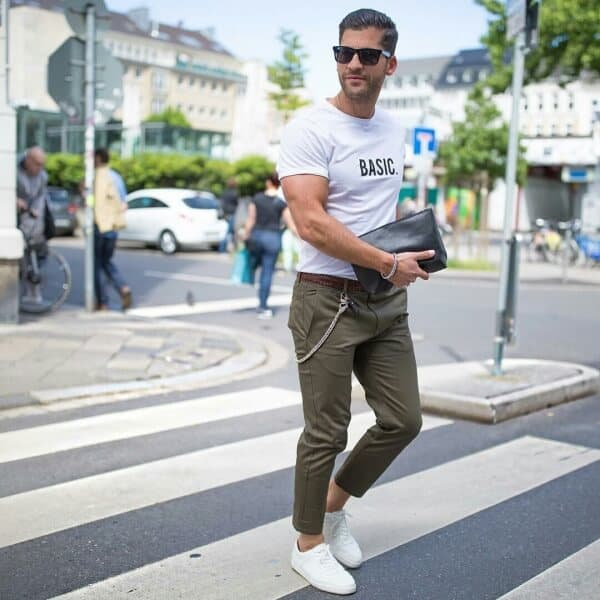Men's Casual Summer Outfits To Try Now
