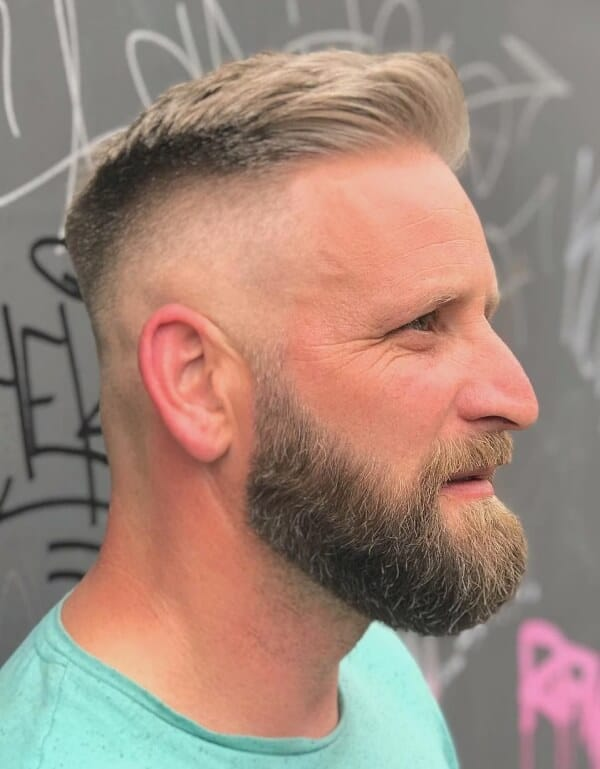 Hairstyles For Men With Big Foreheads