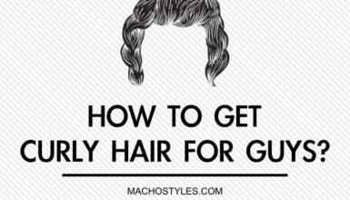 how to get curly hair for guys