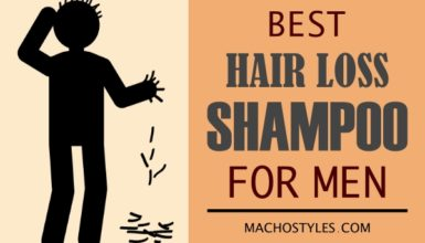 hair loss shampoo for men