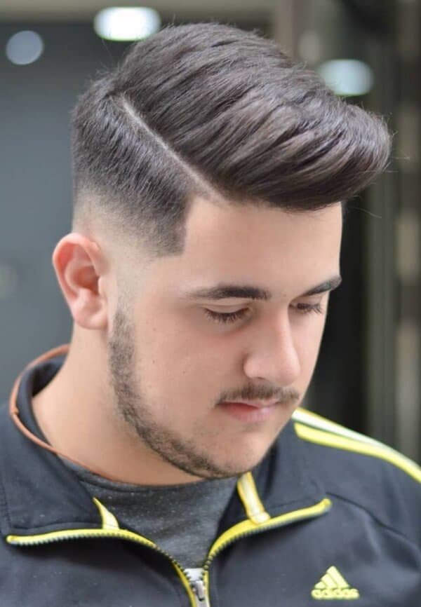 Best Hairstyles For Men With Round Faces