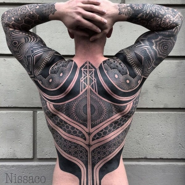 Incredible Geometric Tattoos For Men To Get Inspired
