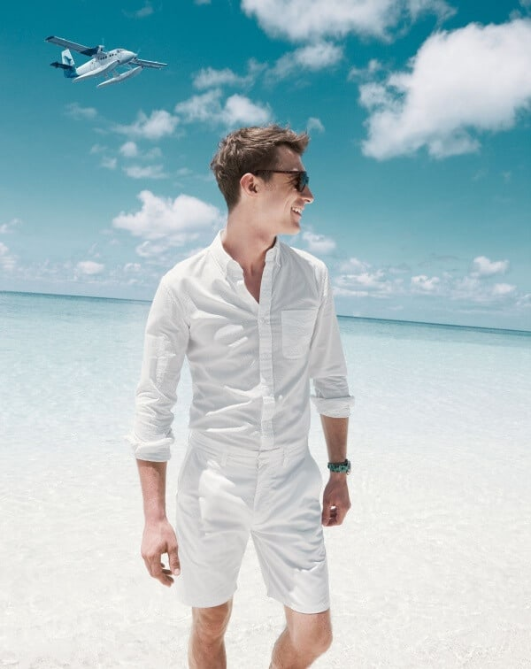 Cool All White Outfits For Guys to Try