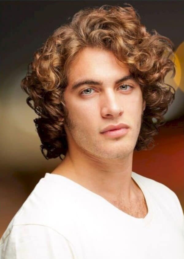 Cool Hairstyles For Men With Wavy Hair