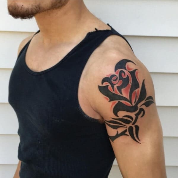 Meaningful Tribal Tattoo Designs For Men