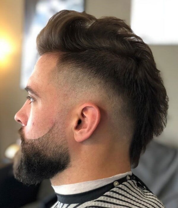 Popular Hairstyles For Men With Thick Hair