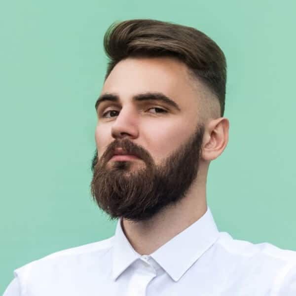 Popular Hipster Beard Styles For Men
