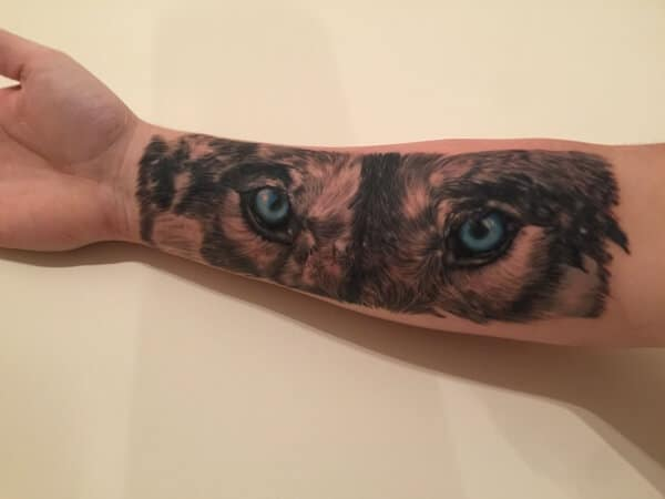 Wolf Tattoo Ideas For Men To Get Inked