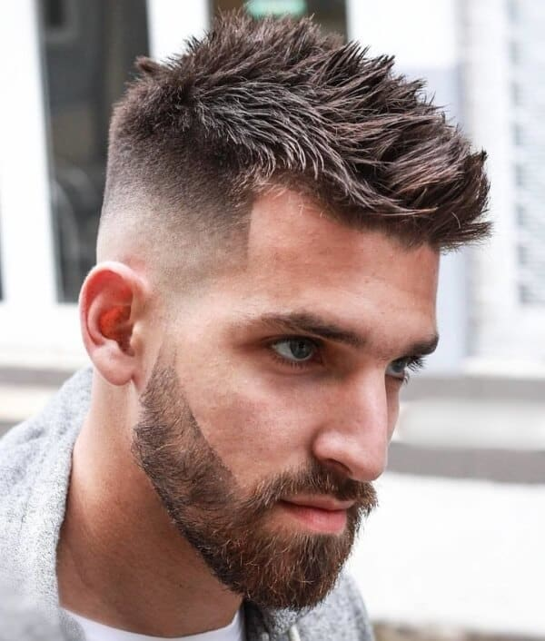 Best Low Maintenance Hairstyles For Men
