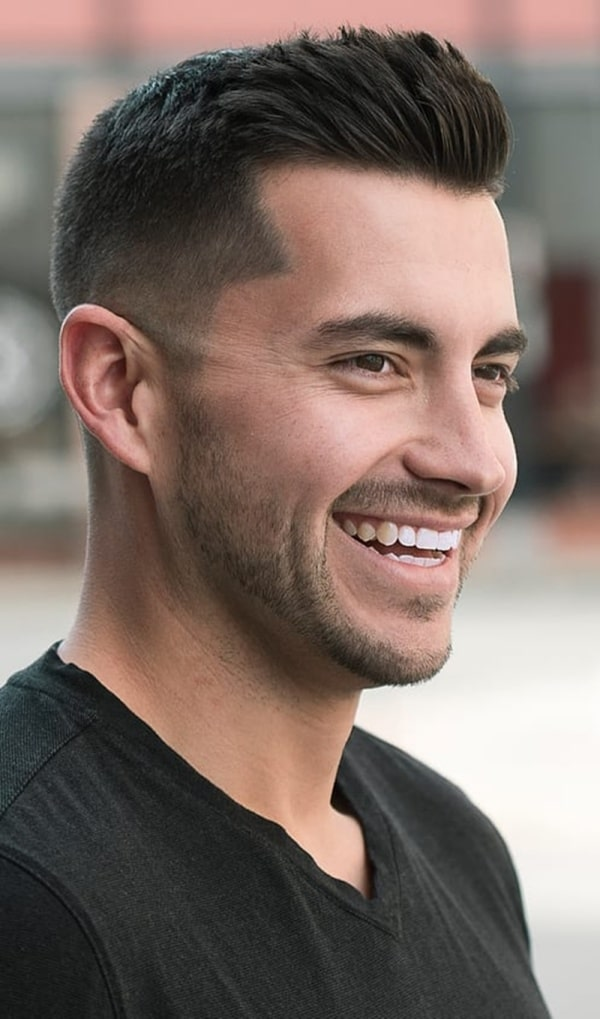 professional haircuts for men