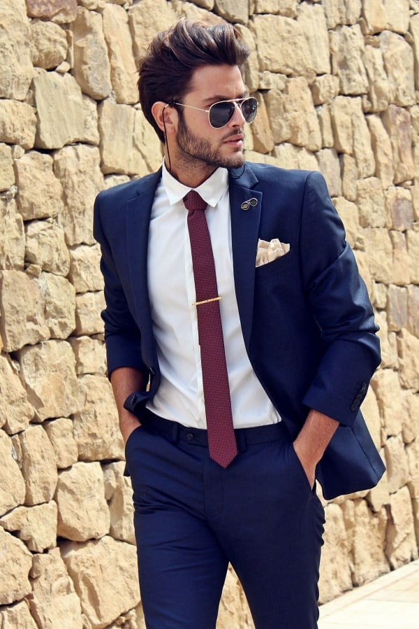 suit and tie combinations